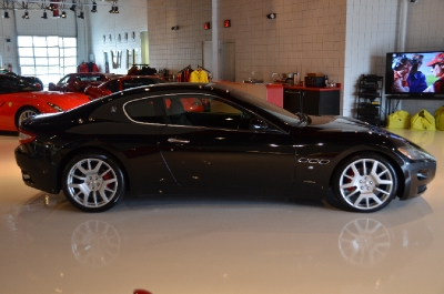 Used 2008 Maserati GranTurismo Used 2008 Maserati GranTurismo for sale Sold at Cauley Ferrari in West Bloomfield MI 6