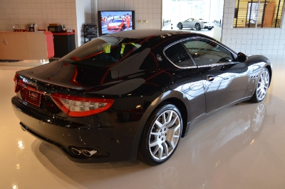 Used 2008 Maserati GranTurismo Used 2008 Maserati GranTurismo for sale Sold at Cauley Ferrari in West Bloomfield MI 7