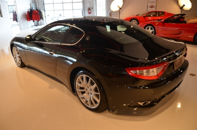 Used 2008 Maserati GranTurismo Used 2008 Maserati GranTurismo for sale Sold at Cauley Ferrari in West Bloomfield MI 9