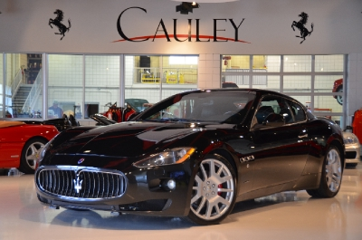 Used 2008 Maserati GranTurismo Used 2008 Maserati GranTurismo for sale Sold at Cauley Ferrari in West Bloomfield MI 1