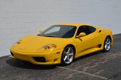 Used 2003 Ferrari 360 Modena F1 Used 2003 Ferrari 360 Modena F1 for sale $94,900 at Cauley Ferrari in West Bloomfield MI 10