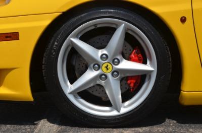 Used 2003 Ferrari 360 Modena F1 Used 2003 Ferrari 360 Modena F1 for sale $94,900 at Cauley Ferrari in West Bloomfield MI 12