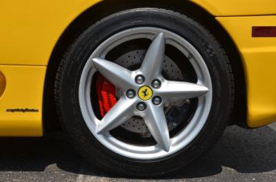 Used 2003 Ferrari 360 Modena F1 Used 2003 Ferrari 360 Modena F1 for sale $94,900 at Cauley Ferrari in West Bloomfield MI 13