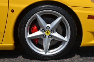 Used 2003 Ferrari 360 Modena F1 Used 2003 Ferrari 360 Modena F1 for sale $94,900 at Cauley Ferrari in West Bloomfield MI 14