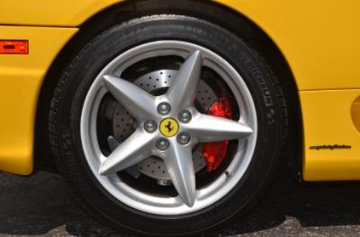 Used 2003 Ferrari 360 Modena F1 Used 2003 Ferrari 360 Modena F1 for sale $94,900 at Cauley Ferrari in West Bloomfield MI 15