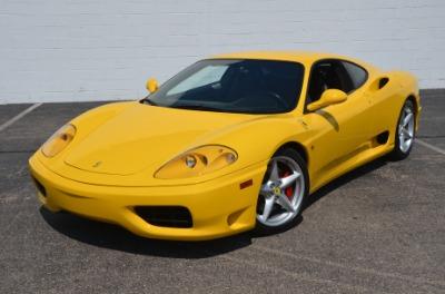 Used 2003 Ferrari 360 Modena F1 Used 2003 Ferrari 360 Modena F1 for sale $94,900 at Cauley Ferrari in West Bloomfield MI 49