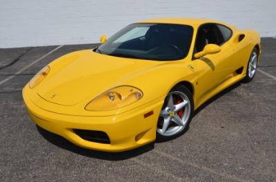 Used 2003 Ferrari 360 Modena F1 Used 2003 Ferrari 360 Modena F1 for sale $94,900 at Cauley Ferrari in West Bloomfield MI 50