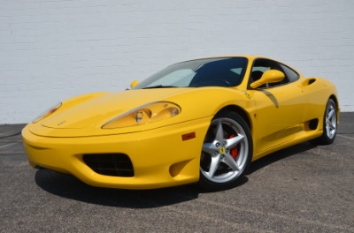 Used 2003 Ferrari 360 Modena F1 Used 2003 Ferrari 360 Modena F1 for sale $94,900 at Cauley Ferrari in West Bloomfield MI 51