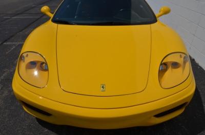 Used 2003 Ferrari 360 Modena F1 Used 2003 Ferrari 360 Modena F1 for sale $94,900 at Cauley Ferrari in West Bloomfield MI 52