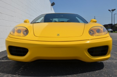 Used 2003 Ferrari 360 Modena F1 Used 2003 Ferrari 360 Modena F1 for sale $94,900 at Cauley Ferrari in West Bloomfield MI 53