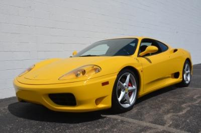 Used 2003 Ferrari 360 Modena F1 Used 2003 Ferrari 360 Modena F1 for sale $94,900 at Cauley Ferrari in West Bloomfield MI 55