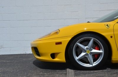 Used 2003 Ferrari 360 Modena F1 Used 2003 Ferrari 360 Modena F1 for sale $94,900 at Cauley Ferrari in West Bloomfield MI 56