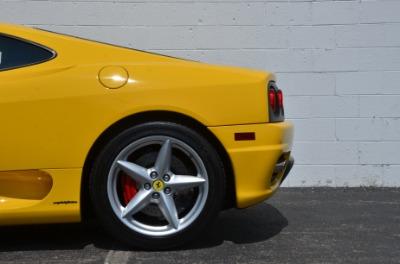 Used 2003 Ferrari 360 Modena F1 Used 2003 Ferrari 360 Modena F1 for sale $94,900 at Cauley Ferrari in West Bloomfield MI 58