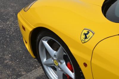 Used 2003 Ferrari 360 Modena F1 Used 2003 Ferrari 360 Modena F1 for sale $94,900 at Cauley Ferrari in West Bloomfield MI 59