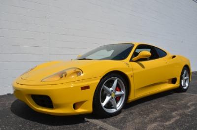 Used 2003 Ferrari 360 Modena F1 Used 2003 Ferrari 360 Modena F1 for sale $94,900 at Cauley Ferrari in West Bloomfield MI 62
