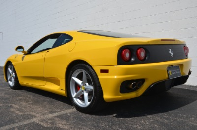 Used 2003 Ferrari 360 Modena F1 Used 2003 Ferrari 360 Modena F1 for sale $94,900 at Cauley Ferrari in West Bloomfield MI 69