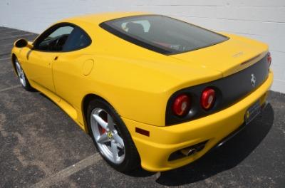 Used 2003 Ferrari 360 Modena F1 Used 2003 Ferrari 360 Modena F1 for sale $94,900 at Cauley Ferrari in West Bloomfield MI 70