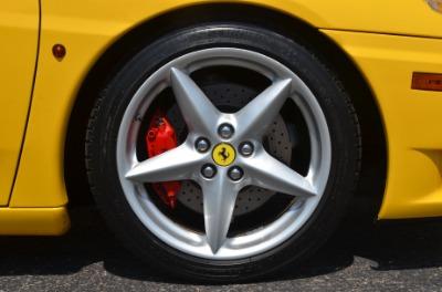 Used 2003 Ferrari 360 Modena F1 Used 2003 Ferrari 360 Modena F1 for sale $94,900 at Cauley Ferrari in West Bloomfield MI 72