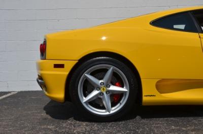 Used 2003 Ferrari 360 Modena F1 Used 2003 Ferrari 360 Modena F1 for sale $94,900 at Cauley Ferrari in West Bloomfield MI 73