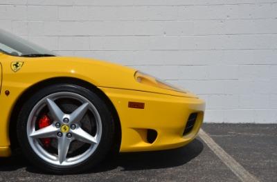 Used 2003 Ferrari 360 Modena F1 Used 2003 Ferrari 360 Modena F1 for sale $94,900 at Cauley Ferrari in West Bloomfield MI 75