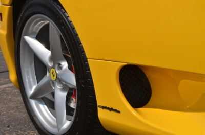 Used 2003 Ferrari 360 Modena F1 Used 2003 Ferrari 360 Modena F1 for sale $94,900 at Cauley Ferrari in West Bloomfield MI 77