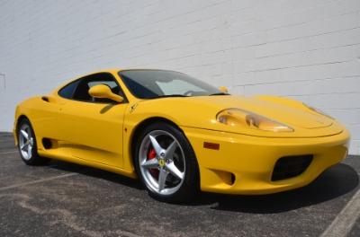Used 2003 Ferrari 360 Modena F1 Used 2003 Ferrari 360 Modena F1 for sale $94,900 at Cauley Ferrari in West Bloomfield MI 78