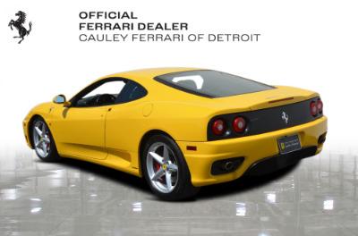 Used 2003 Ferrari 360 Modena F1 Used 2003 Ferrari 360 Modena F1 for sale $94,900 at Cauley Ferrari in West Bloomfield MI 8