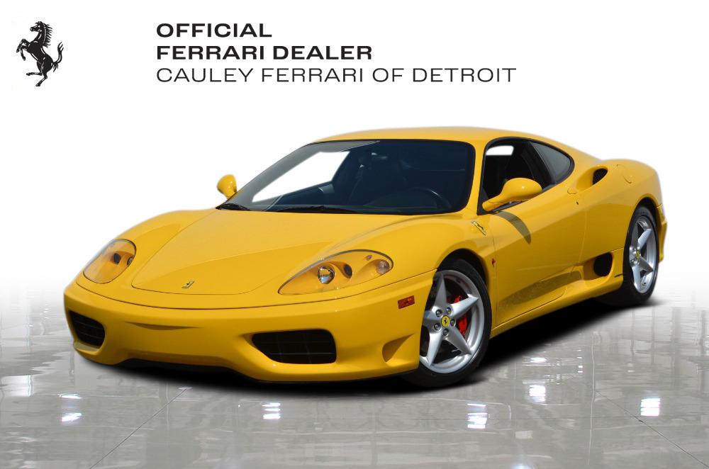 Used 2003 Ferrari 360 Modena F1