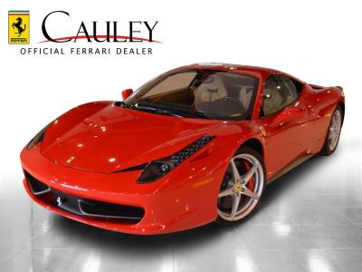 Used 2010 Ferrari 458 Italia Used 2010 Ferrari 458 Italia for sale Sold at Cauley Ferrari in West Bloomfield MI 10