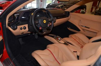 Used 2010 Ferrari 458 Italia Used 2010 Ferrari 458 Italia for sale Sold at Cauley Ferrari in West Bloomfield MI 21