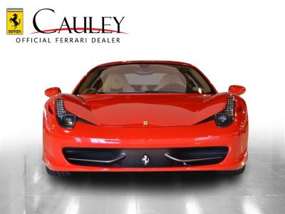 Used 2010 Ferrari 458 Italia Used 2010 Ferrari 458 Italia for sale Sold at Cauley Ferrari in West Bloomfield MI 3