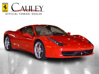 Used 2010 Ferrari 458 Italia Used 2010 Ferrari 458 Italia for sale Sold at Cauley Ferrari in West Bloomfield MI 4
