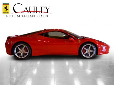 Used 2010 Ferrari 458 Italia Used 2010 Ferrari 458 Italia for sale Sold at Cauley Ferrari in West Bloomfield MI 5
