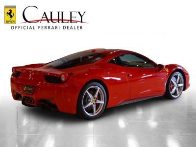 Used 2010 Ferrari 458 Italia Used 2010 Ferrari 458 Italia for sale Sold at Cauley Ferrari in West Bloomfield MI 6
