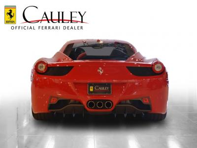Used 2010 Ferrari 458 Italia Used 2010 Ferrari 458 Italia for sale Sold at Cauley Ferrari in West Bloomfield MI 7