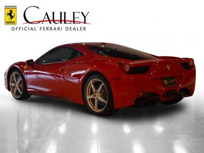 Used 2010 Ferrari 458 Italia Used 2010 Ferrari 458 Italia for sale Sold at Cauley Ferrari in West Bloomfield MI 8