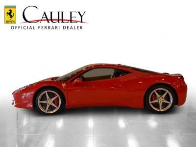 Used 2010 Ferrari 458 Italia Used 2010 Ferrari 458 Italia for sale Sold at Cauley Ferrari in West Bloomfield MI 9