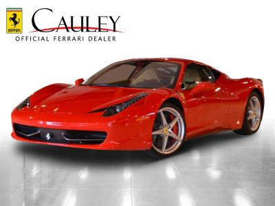 Used 2010 Ferrari 458 Italia Used 2010 Ferrari 458 Italia for sale Sold at Cauley Ferrari in West Bloomfield MI 1
