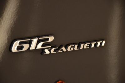 Used 2008 Ferrari 612 Scaglietti Used 2008 Ferrari 612 Scaglietti for sale Sold at Cauley Ferrari in West Bloomfield MI 14