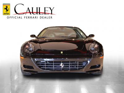 Used 2008 Ferrari 612 Scaglietti Used 2008 Ferrari 612 Scaglietti for sale Sold at Cauley Ferrari in West Bloomfield MI 3