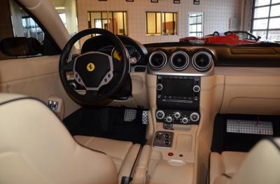 Used 2008 Ferrari 612 Scaglietti Used 2008 Ferrari 612 Scaglietti for sale Sold at Cauley Ferrari in West Bloomfield MI 34