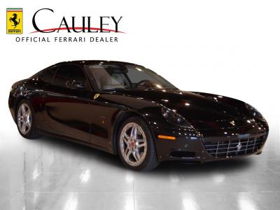 Used 2008 Ferrari 612 Scaglietti Used 2008 Ferrari 612 Scaglietti for sale Sold at Cauley Ferrari in West Bloomfield MI 4