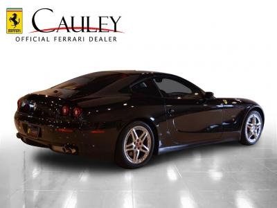 Used 2008 Ferrari 612 Scaglietti Used 2008 Ferrari 612 Scaglietti for sale Sold at Cauley Ferrari in West Bloomfield MI 5