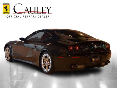 Used 2008 Ferrari 612 Scaglietti Used 2008 Ferrari 612 Scaglietti for sale Sold at Cauley Ferrari in West Bloomfield MI 7
