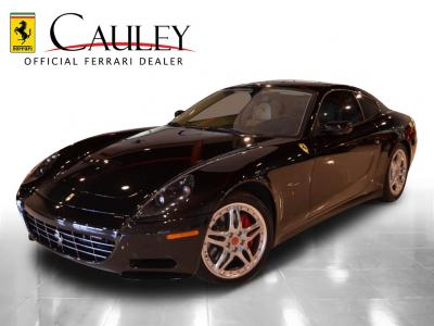 Used 2008 Ferrari 612 Scaglietti Used 2008 Ferrari 612 Scaglietti for sale Sold at Cauley Ferrari in West Bloomfield MI 9