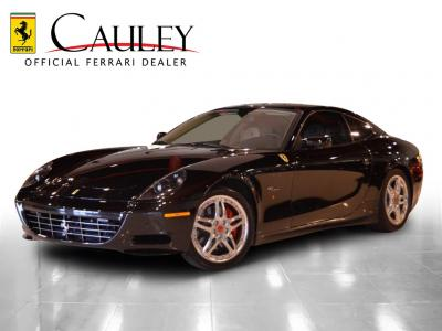 Used 2008 Ferrari 612 Scaglietti Used 2008 Ferrari 612 Scaglietti for sale Sold at Cauley Ferrari in West Bloomfield MI 1