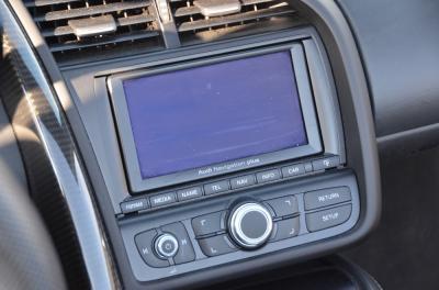 Used 2012 Audi R8 5.2 Quattro Spyder Used 2012 Audi R8 5.2 Quattro Spyder for sale Sold at Cauley Ferrari in West Bloomfield MI 14