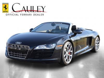 Used 2012 Audi R8 5.2 Quattro Spyder Used 2012 Audi R8 5.2 Quattro Spyder for sale Sold at Cauley Ferrari in West Bloomfield MI 1