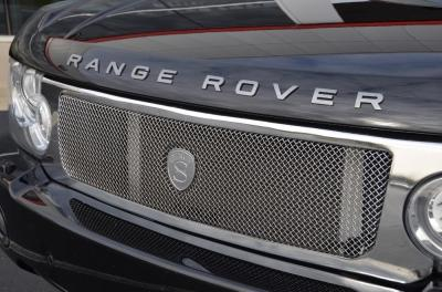Used 2007 Land Rover Range Rover Supercharged Used 2007 Land Rover Range Rover Supercharged for sale Sold at Cauley Ferrari in West Bloomfield MI 11