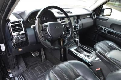 Used 2007 Land Rover Range Rover Supercharged Used 2007 Land Rover Range Rover Supercharged for sale Sold at Cauley Ferrari in West Bloomfield MI 15